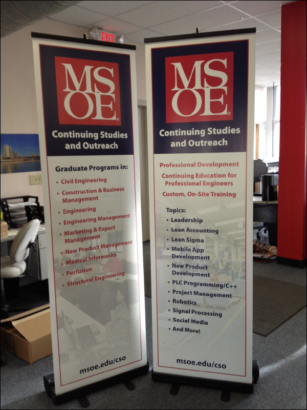Leadership Training Banners Eagles Banners